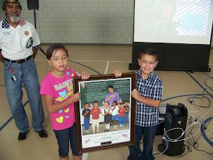 At La Casita Elementary