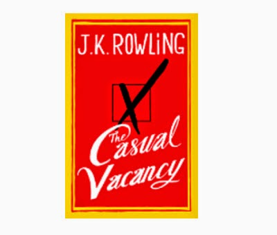 Amazon: Buy The Casual Vacancy Book By J. K. Rowling @ Rs.250 only (Lowest Online)