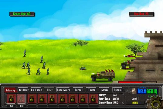 Battle Gear 1.5 | Indonesian Flash Games