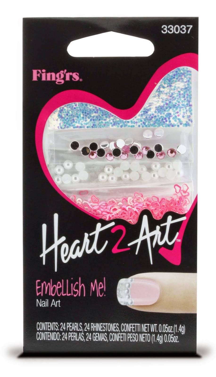 Heart2Art - Embellish Me!