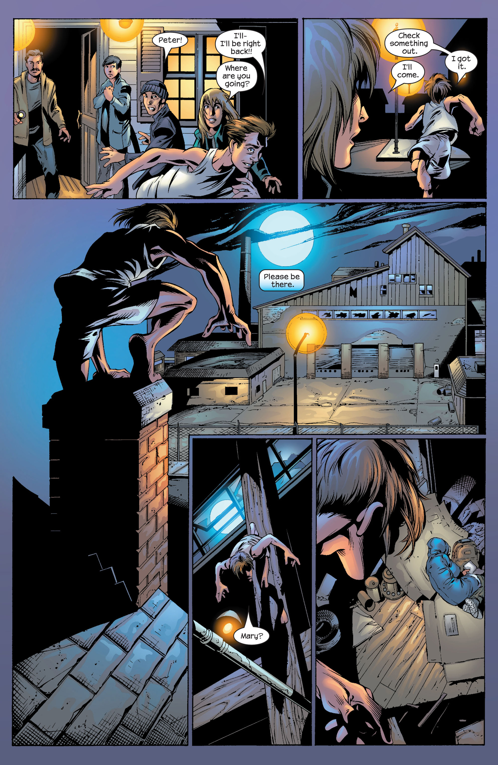 Ultimate Spider-Man (2000) Issue #53 #57 - English 7