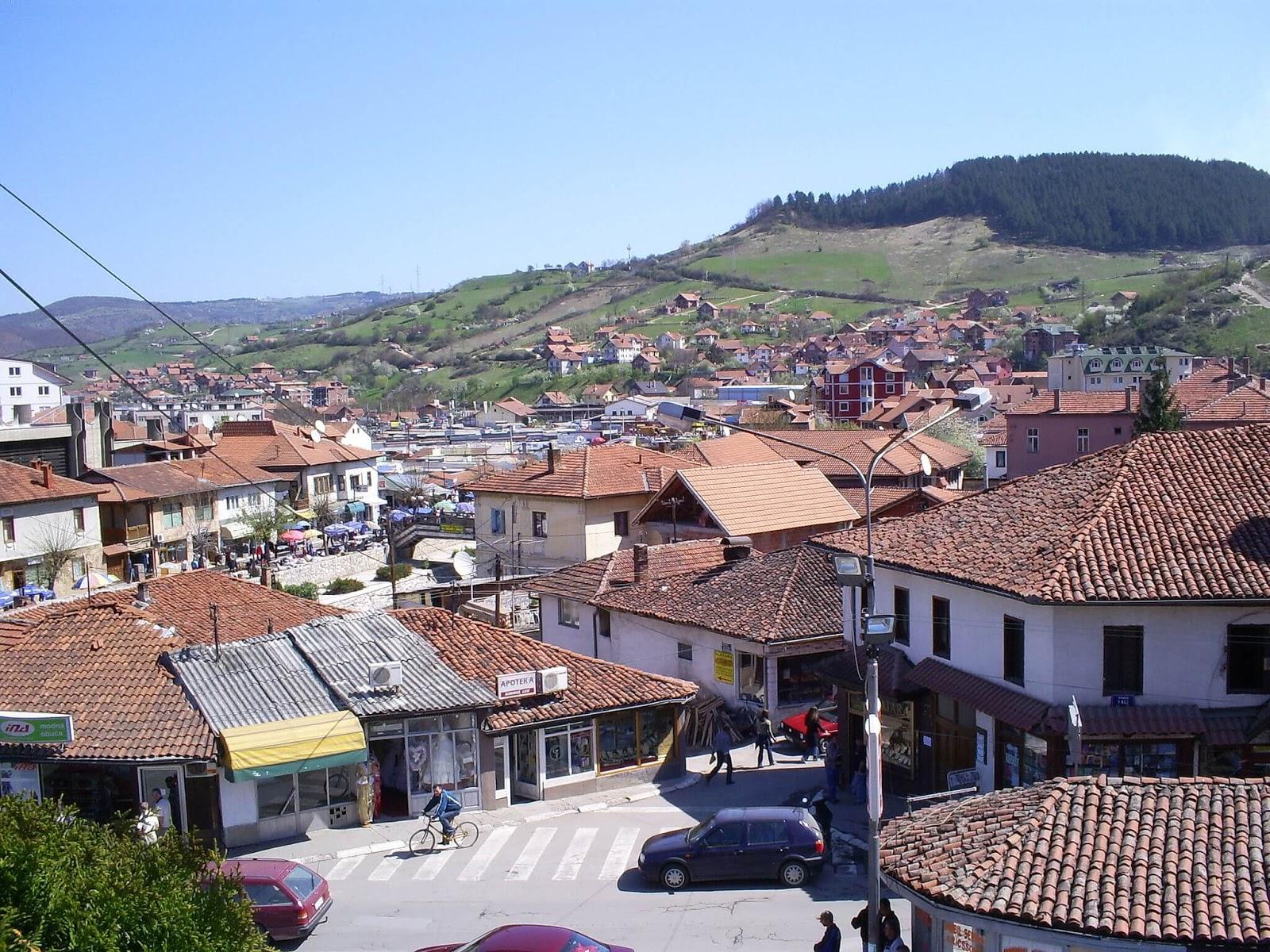 Город Нови Пазар