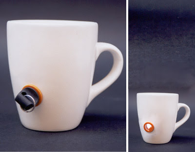 Funny Lock Cup