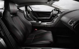 Aston Martin DB9 Volante Pictures