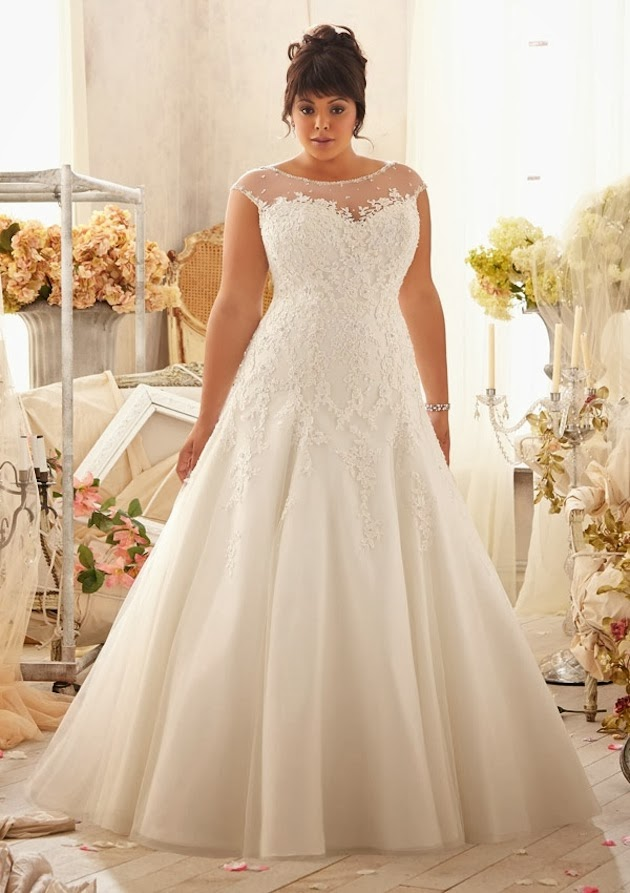 Fashion girls trend women collection 2015 summer plus for Plus size wedding dresses uk