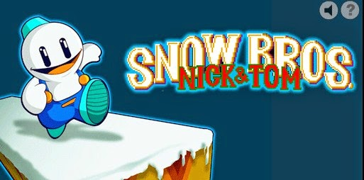 Snow Bros PC Game