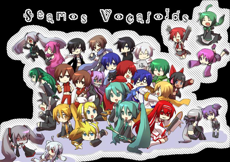 Seamos Vocaloids