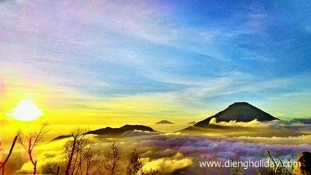 Dieng Holiday