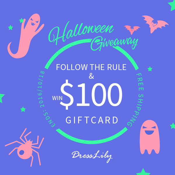¡Sorteo internacional cheque $100 Dresslily!