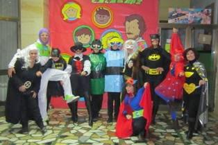 El equipo de profes de Educación Infantil