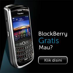 Mau Blackberry Gratis