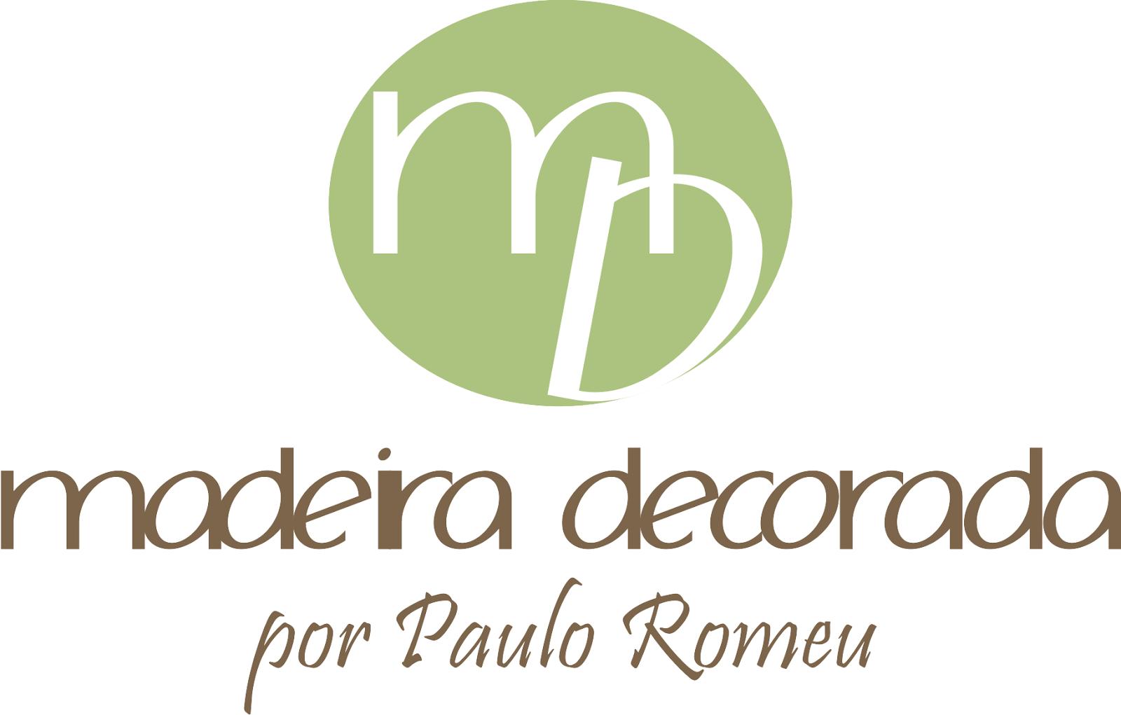 Madeira Decorada