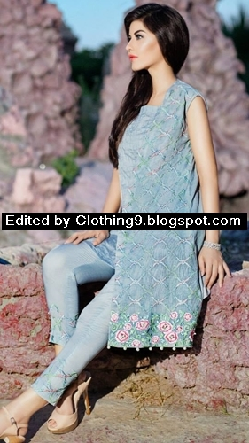 Cotton Net Dresses
