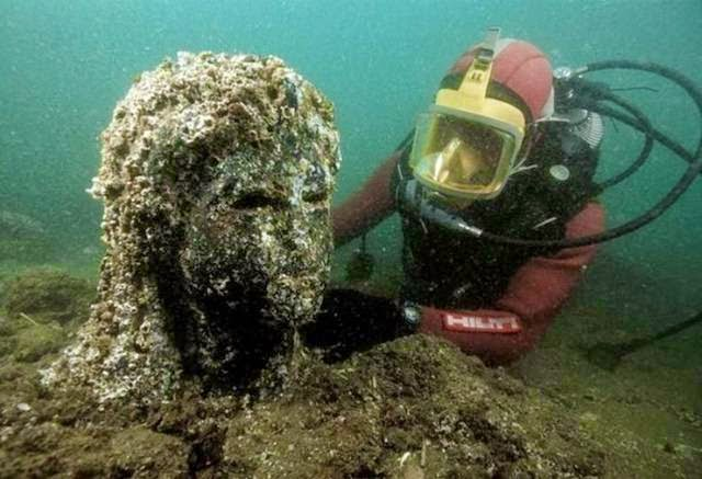 Heracleion — An Ancient Submerged City