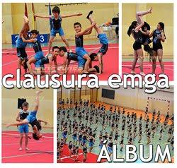 Clausura de la Escuela Gimnasia Artística Aranjuez