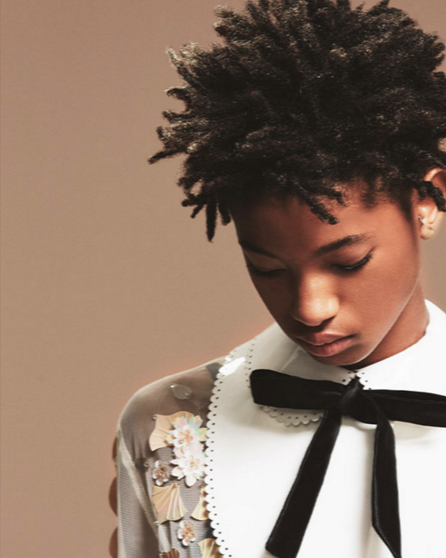 Willow Smith x Stance