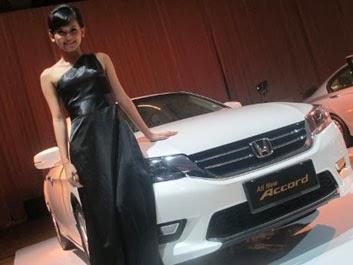 Kredit Honda Accord Bandung