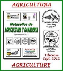 Sept 12 - AGRICULTURA y GANADERIA