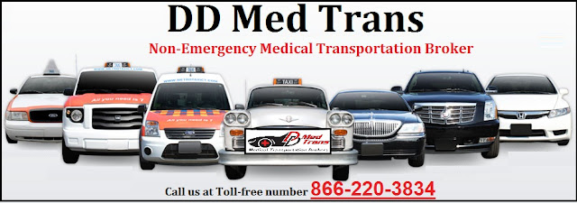 Non-Emergency Medical Transport Facilities in Scottsdale
