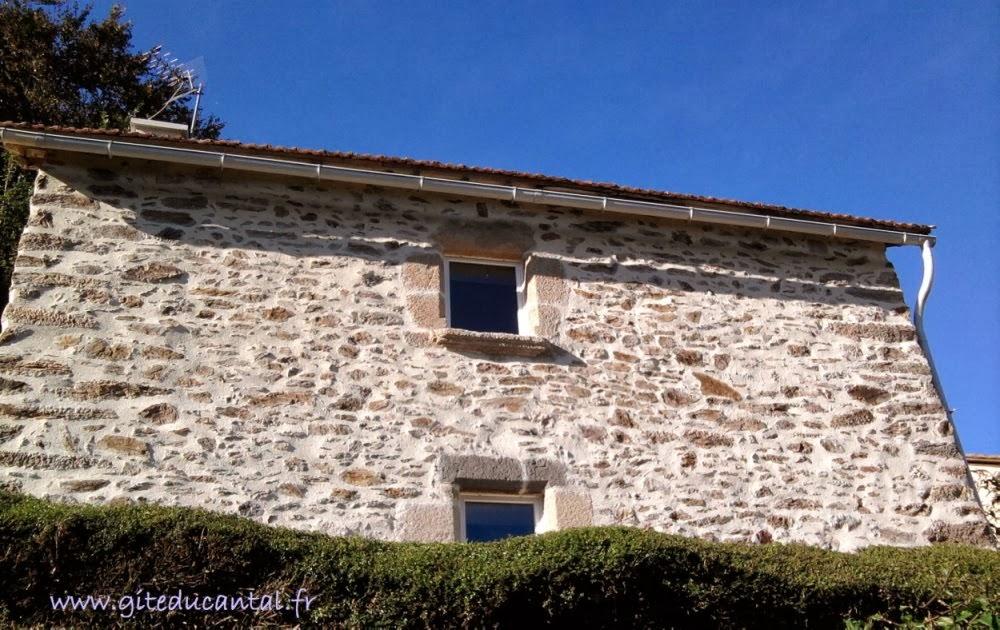 Inimitable bleu du ciel cantalien