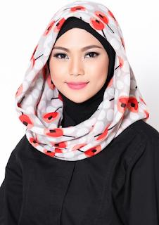 Model Hijab Modern