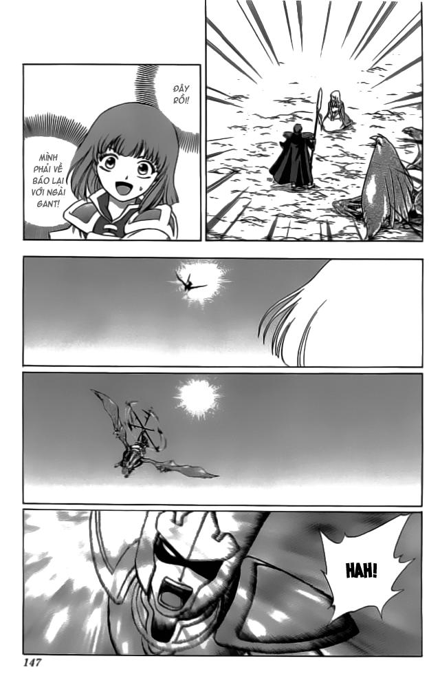 Fire Emblem-Hasha no Tsurugi chap 8 - Trang 4