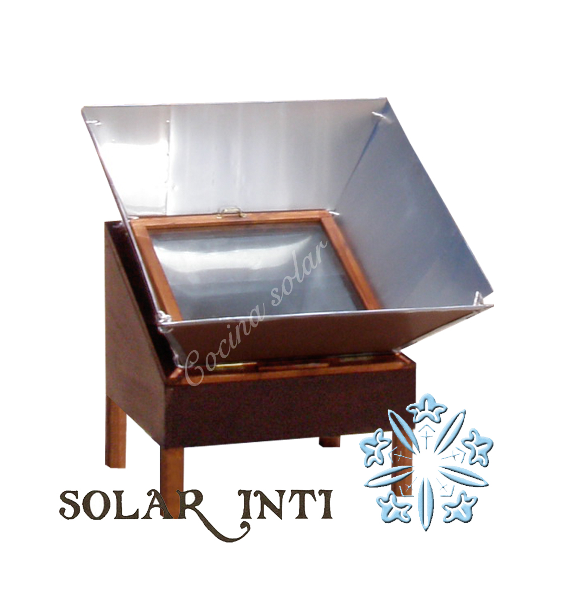 Solar inti 2012 boutique cocina solar for Planos para cocina solar parabolica