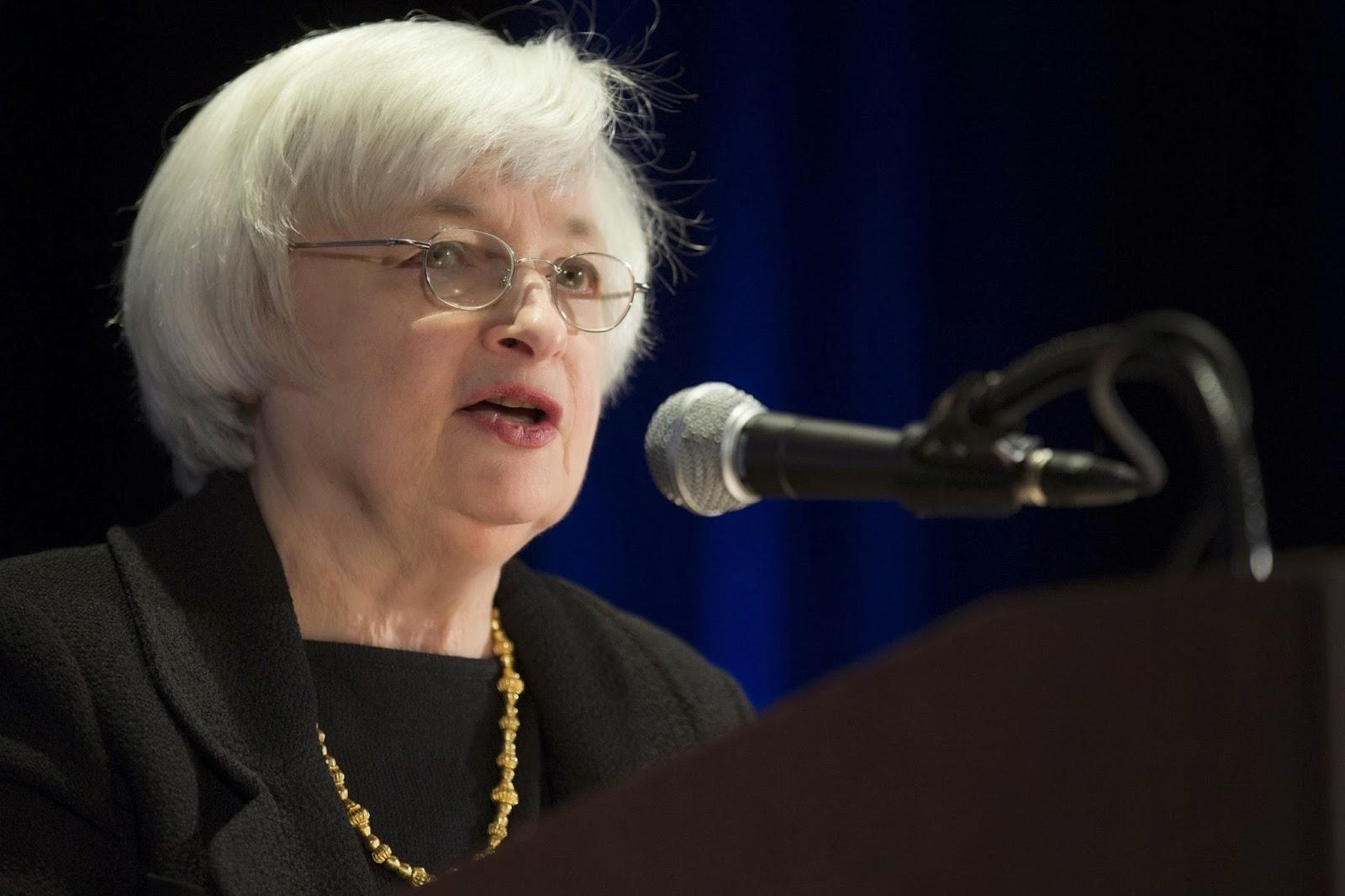 Komentar Yellen melemahkan Dollar