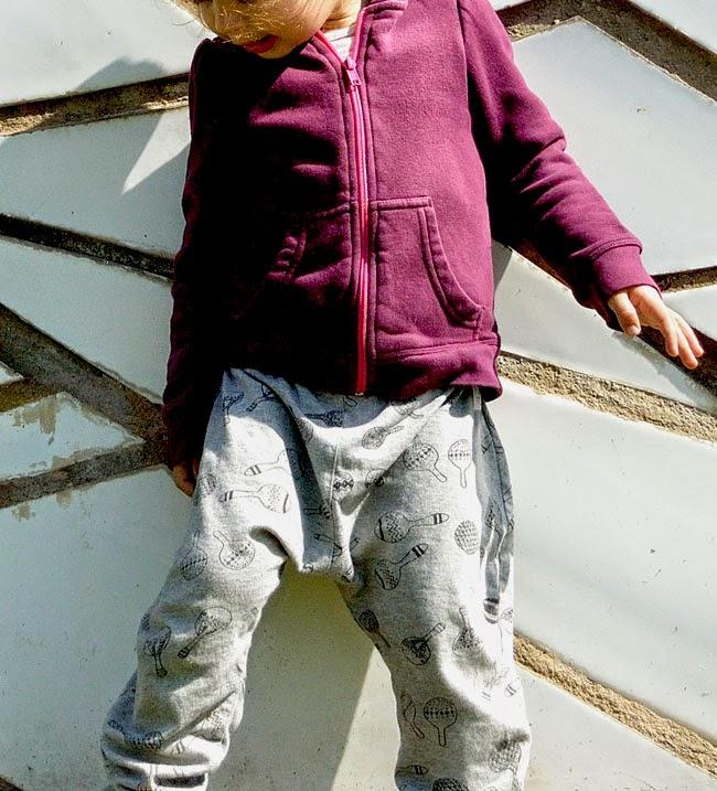 Indikidual maraca pants - KIDdO Style