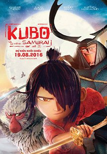 Kubo và Sứ Mệnh Samurai - Kubo and the Two Strings