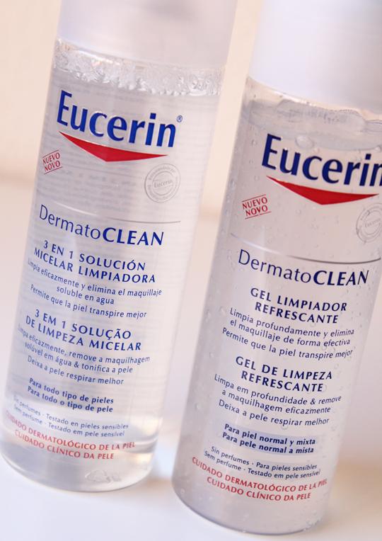 DermatoCLEAN de Eucerín