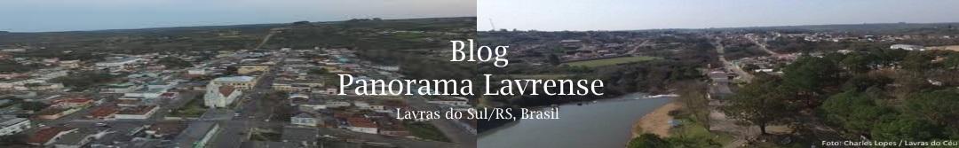 Panorama Lavrense - Lavras do Sul, RS/Brasil