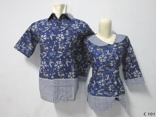 Batik Sarimbit C101