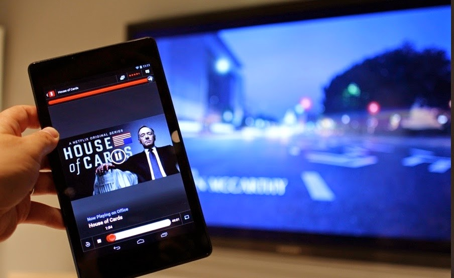 Way to run YouTube on your TV from Android