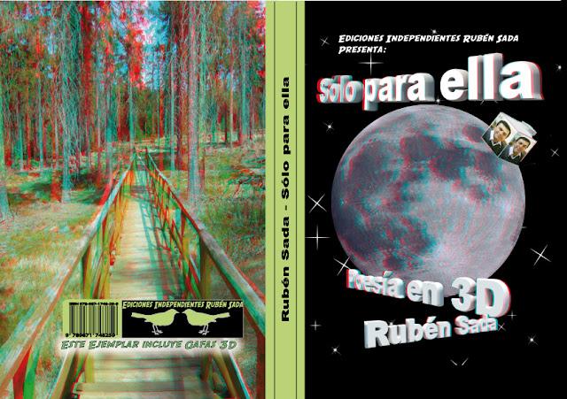 poesía 3D, 3ra Dimensión, poetry, poemas, rubén sada, anaglifos