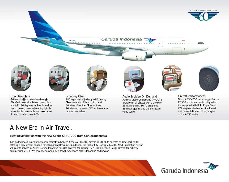 alternative solution on garuda indonesia problems