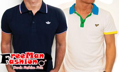 Pakaian Polo Shirt