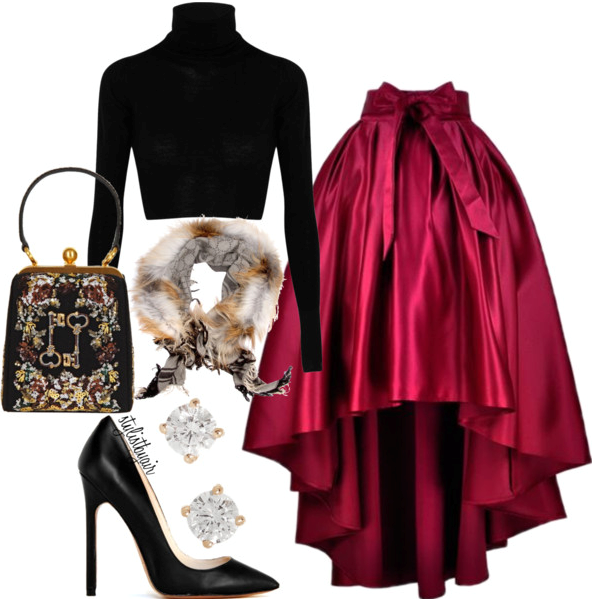 Catwalk With PAT: CWP Style: What To Wear To A Dinner Party
