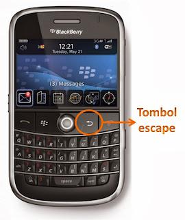Cara Membuka Blackberry Yang Terkunci Aplikasi