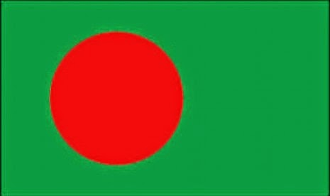 bendera Bangladesh