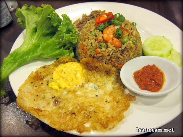 #4 Home-Style Fried Rice - RM11.30