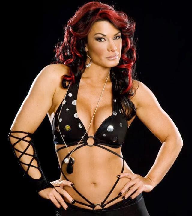 WWE Diva Victoria, TNA Knockout Tara, Lisa Marie Varon