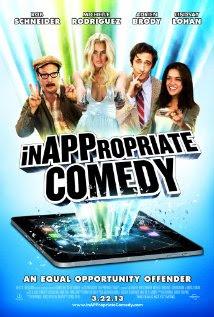 Comedia Inapropiada (InAPPropriate Comedy) Poster