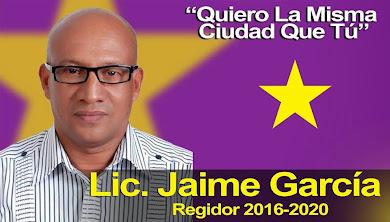 JAIME GARCIA PEREZ REGIDOR 2016