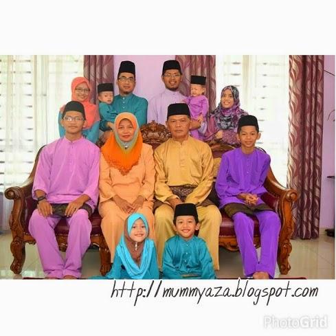Shamsudin's Family