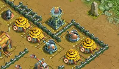 Game chiến thuật Thời Loạn buộc người chơi phải xây dựng lãnh thổ, đi phụ bản, cướp bóc và chống cướp bóc.