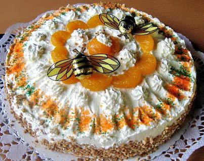 Mascarpone-Mandarine
