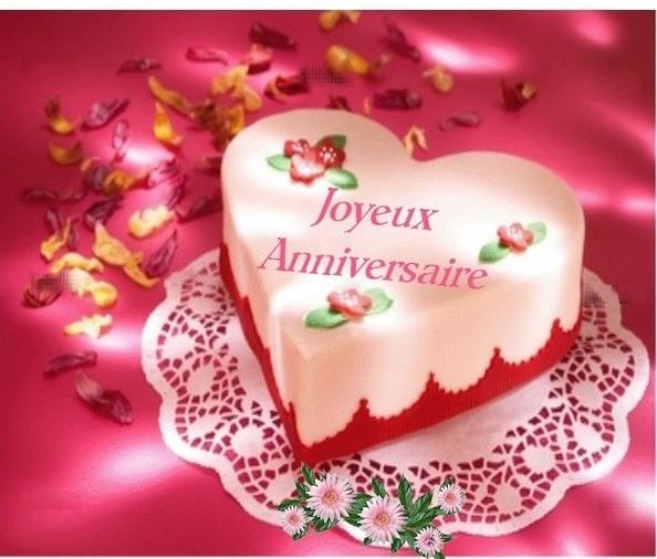 Poème anniversaire d'amour
