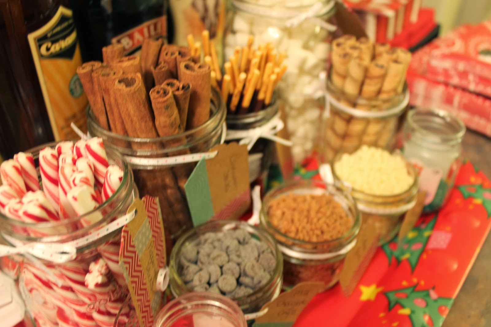 Hot Chocolate Bar - Love Create Celebrate