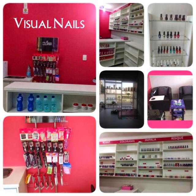 Visual Nails Esmalteria Goiania